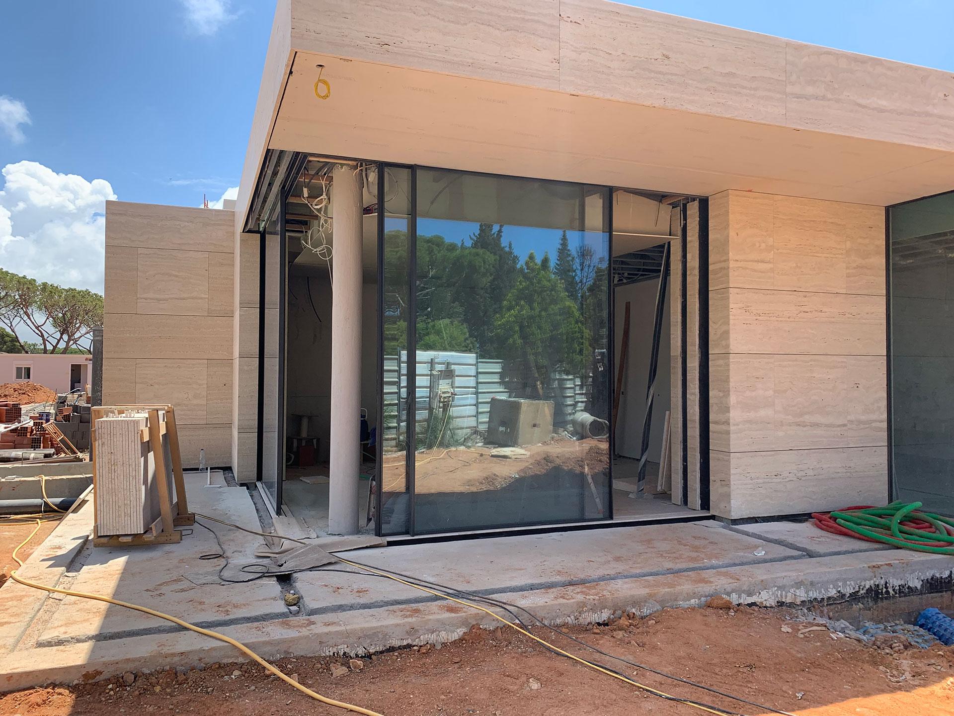 aluminium windows \