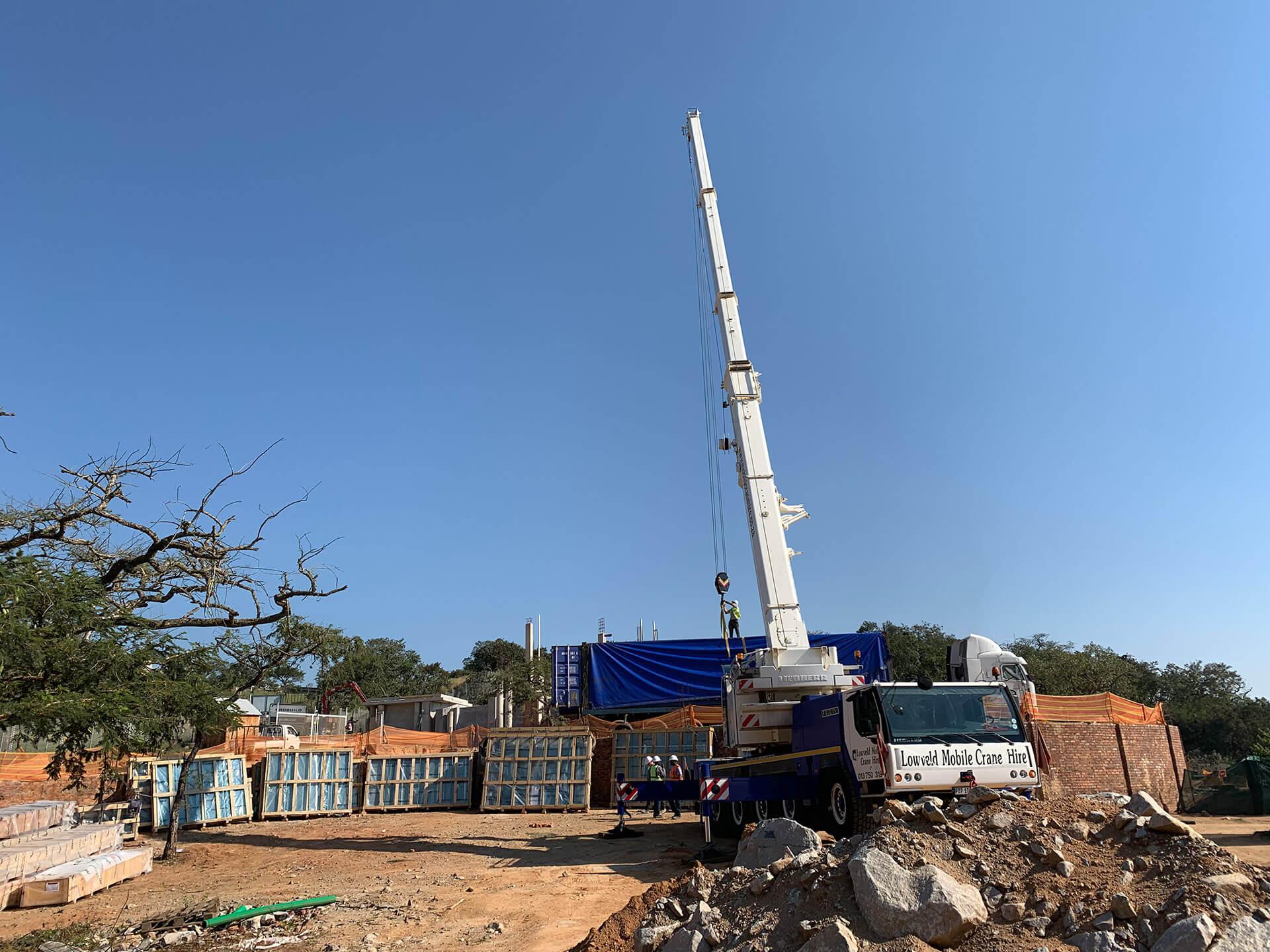nicha construction s