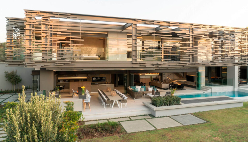 Villa forrest aluminium windows and doors